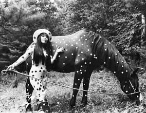 Happenings & Avant-garde Fashion | Yayoi Kusama